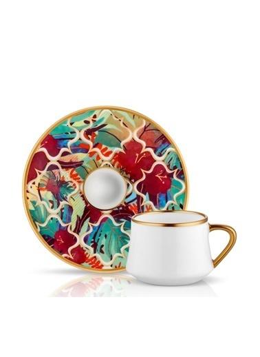 Sufi Türk Kahvesi Seti 6'lı Amazon Tropic-Koleksiyon